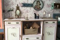 Plantillas Para Decorar Muebles Ftd8 Stencil Para Muebles Mueble Auxiliar Recuperado Pintura Verde