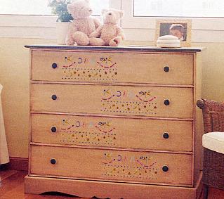 Plantillas Para Decorar Muebles Xtd6 Manos Maravillosas Estarcido Para Paredes Muebles Objetos
