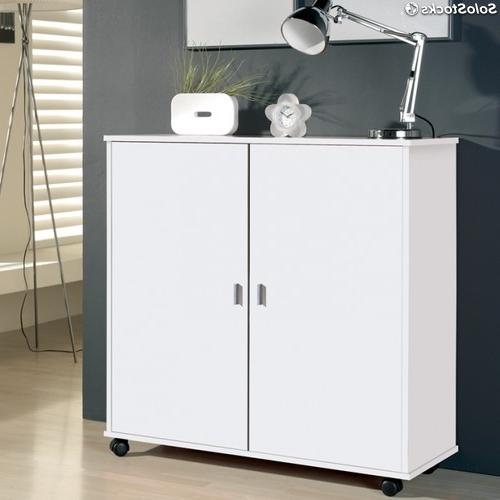 Plegatin Con Mueble S1du Plegatà N Con Mueble 104 Color Blanco