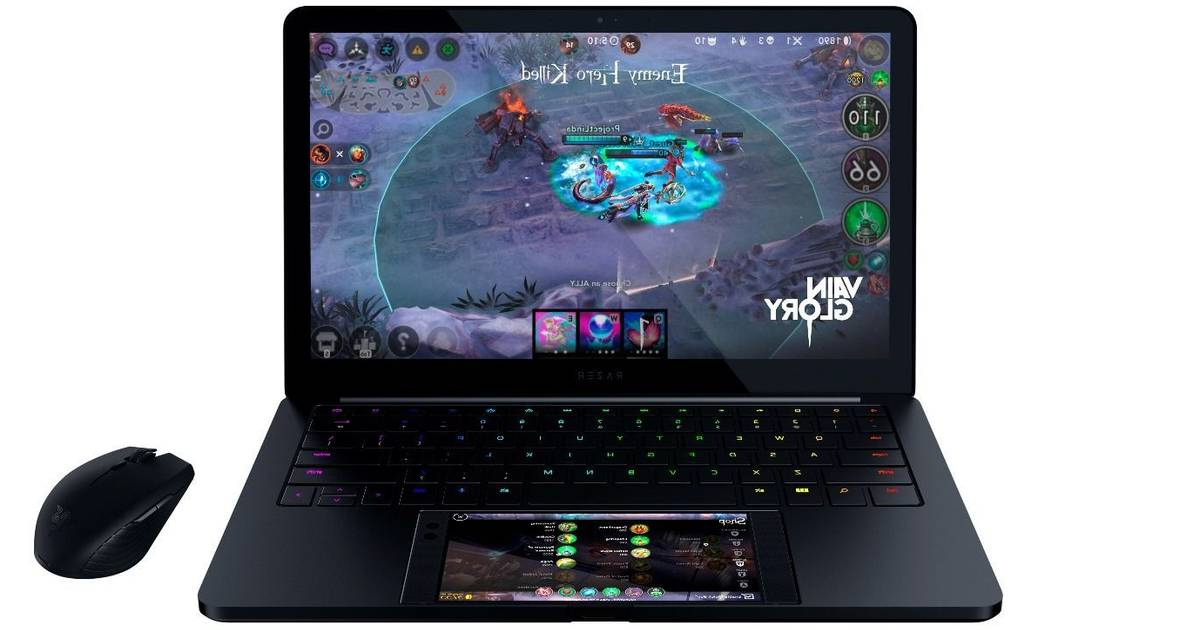 Portatil Movil D0dg Razer Presenta Project Linda Convierte Tu MÃ Vil En Un ordenador