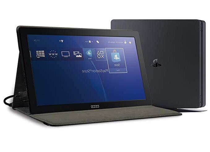 Portatile Ffdn Hori Monitor Da Gioco Portatile Hd Ufficiale sony