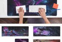 Portatile Zwdg Fresco Nuovo League Of Legends Evelynn Del Puter Portatile Del Puter Mousepad Spedizione Gratuita Di Grandi Dimensioni Del Mouse Pad Tastiere