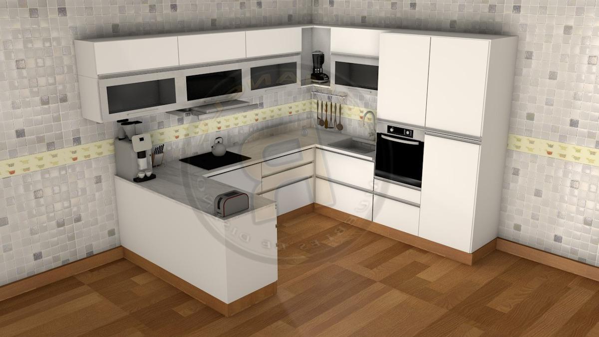 Precio Muebles De Cocina O2d5 Muebles Cocina Bajomesada Precio X Metro Lineal Romanell