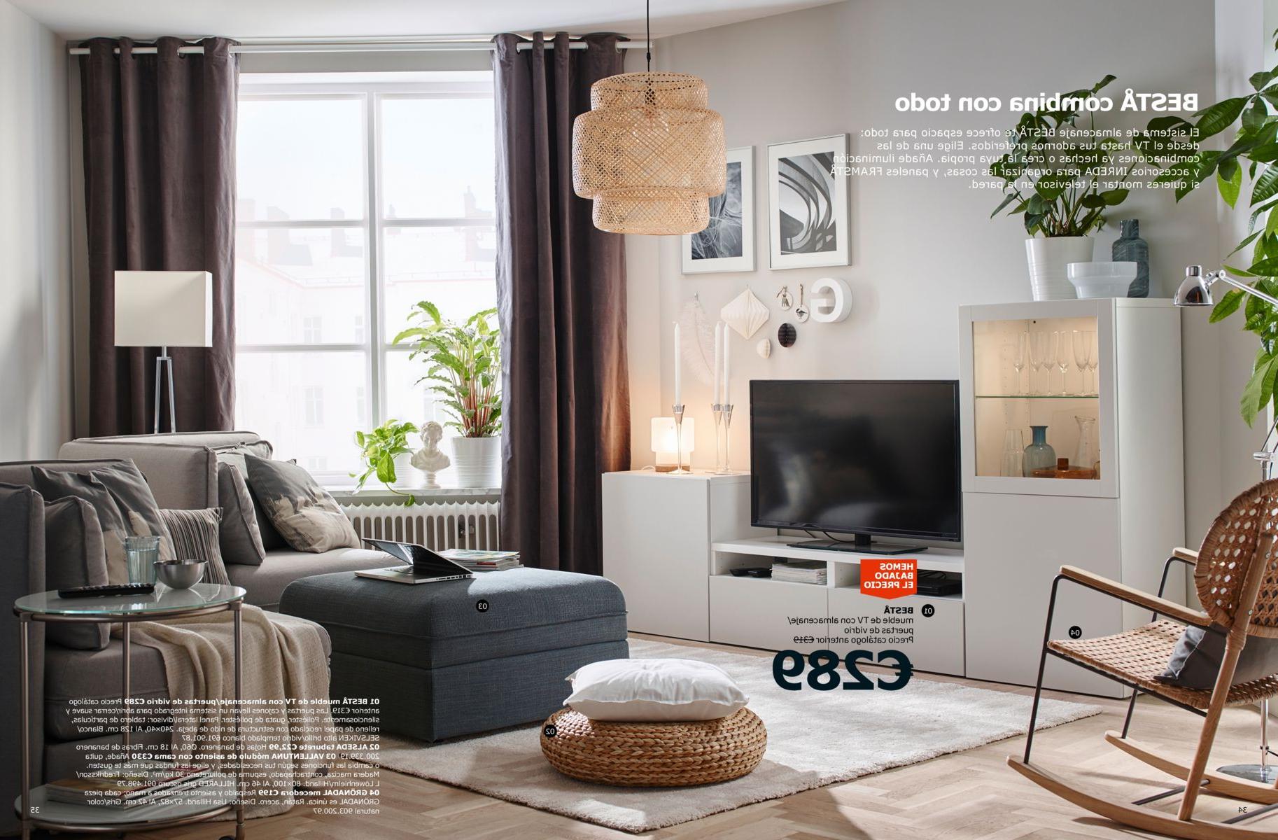 Precios De Muebles De Salon Q0d4 Catà Logo Ikea 2018 Muebles De Salà N Imuebles