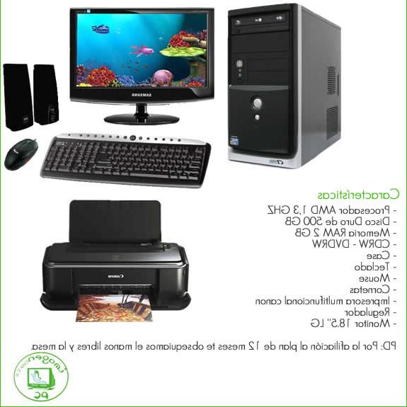 Precios De ordenadores De Mesa Zwdg Tecnico Ensistemas Noviembre 2017