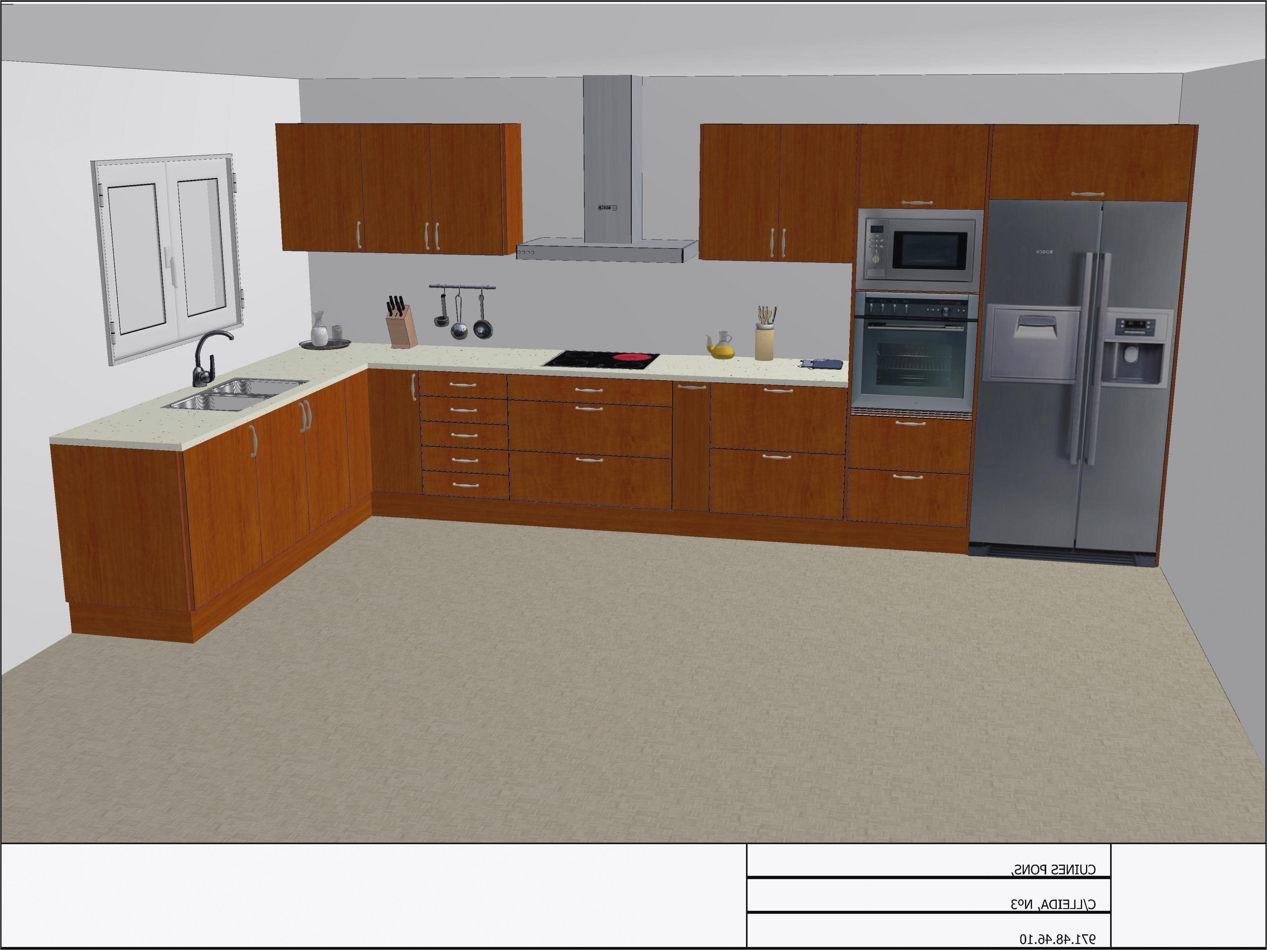 Programa Diseño Muebles 3d Gratis O2d5 Diseà O Cocina 3d ...