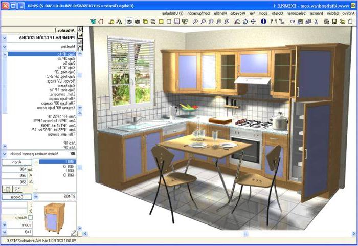 Programa Diseño Muebles 3d Gratis Txdf Diseà O De Cocinas 3d Programas De Diseno De Cocinas Gratis En
