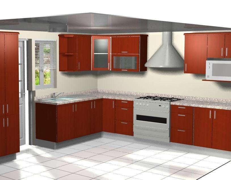 Diseno cocinas 3d 12 beautiful programa diseo muebles d for Software diseno muebles gratis