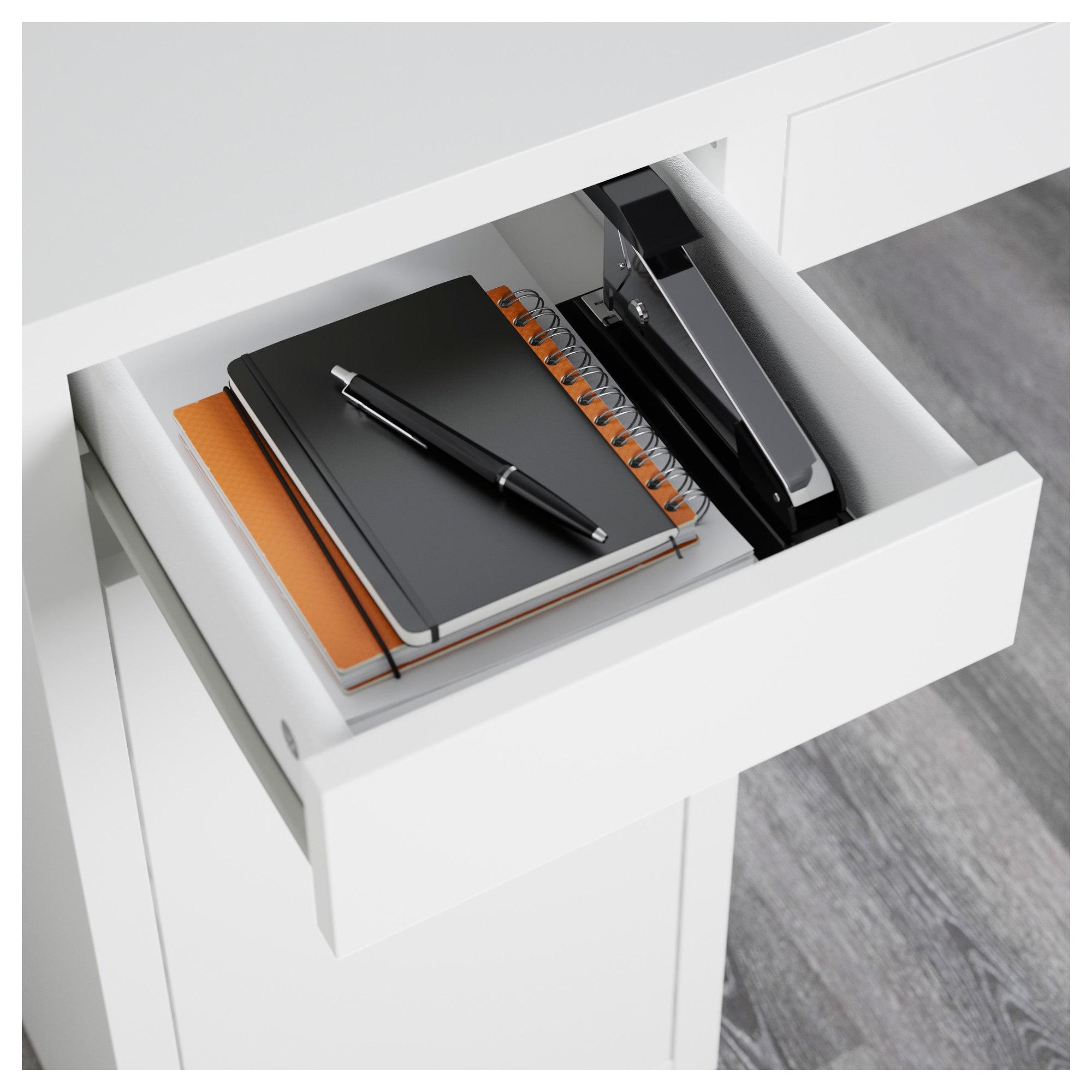 Protector Escritorio Ikea Q0d4 Micke Escritorio Blanco 105 X 50 Cm Ikea