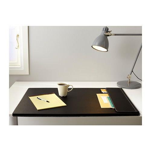 Protector Escritorio Ikea Y7du Rissla Desk Pad Black Lyfdord Road Ferntree Gully Pinterest