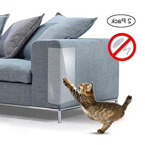 Protector sofa Gatos Dddy Aolvo Mascotas sofà Protector 2 Piezas Muebles Antiaraà Azos