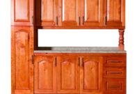 Puertas De Muebles De Cocina X8d1 Muebles Rio toltà N Mueble Cocina De Madera 4 Puertas 1 Despensa