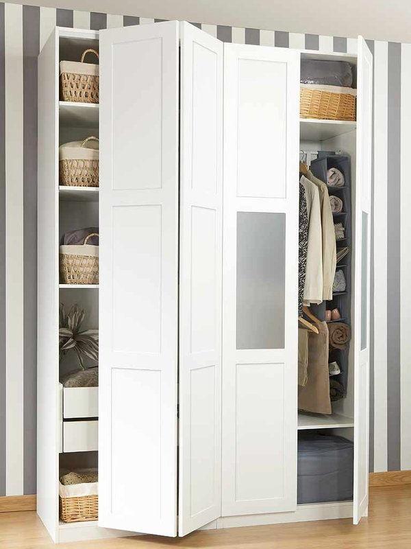 Puertas Plegables Armarios Ikea Wddj Armarios Roperos Para El Dormitorio Decoracion Del Hogar