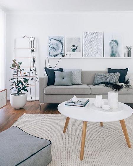 Que Cojines Poner En Un sofa Beige Ffdn Trucos Para Colocar Cojines En El sofà El Blog De Due Home