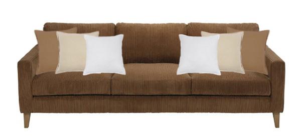 Que Cojines Poner En Un sofa Beige J7do 10 Binaciones De Cojines Para Un sofà Marrà N Mil Ideas