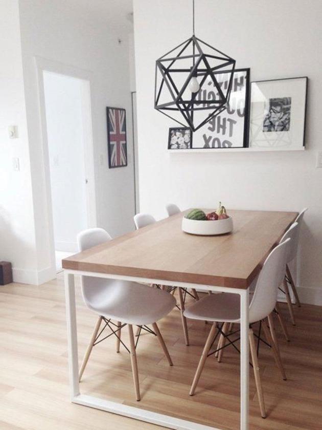 Que Poner Encima De Una Mesa De Comedor O2d5 35 Fotos E Ideas Para Decorar La Mesa Del Edor