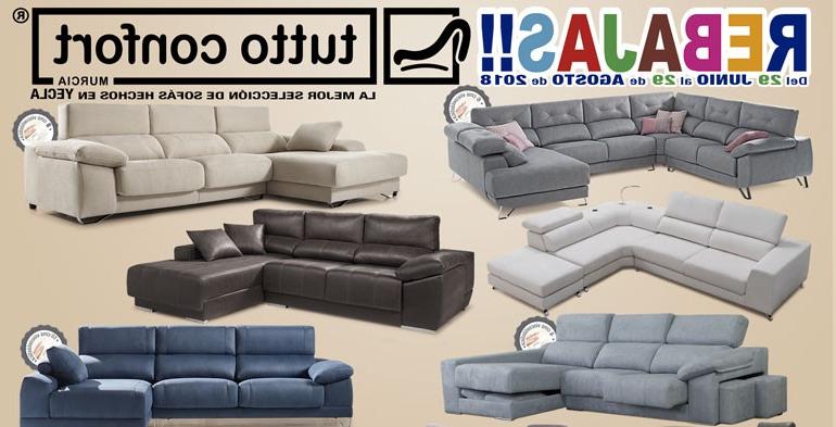 Rebajas sofas H9d9 Ya Està N Aquà Las Rebajas De Verano Tutto Confort Murcia