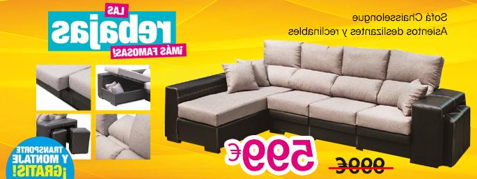 Rebajas sofas Q0d4 Muebles Para El Salà N En Rebajas