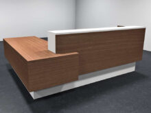 Reception Desk Wddj Enchant Modern Reception Counter