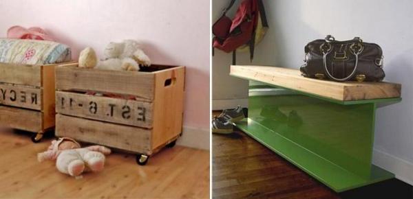Reciclado De Muebles D0dg CÃ Mo Hacer Muebles Con Materiales Reciclados