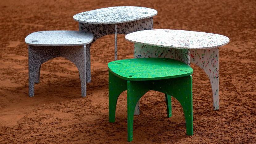Reciclado De Muebles T8dj Luken Muebles De Plà Stico Reciclado Por Paola Calzada Dis Up