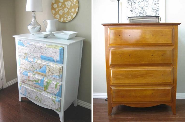 Reciclado De Muebles Tldn 10 Ideas Para Reciclar Muebles Viejos Con Materiales