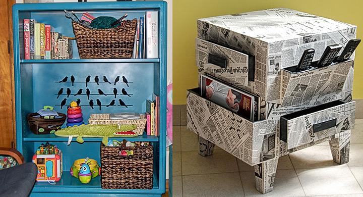 Reciclado De Muebles Tqd3 Ideas Para Reciclar Muebles Viejos