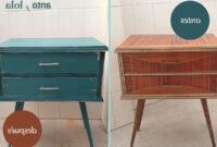 Reciclar Muebles Nkde Reciclar Muebles Viejos TÃ Cnicas Para Darle Un toque Actual