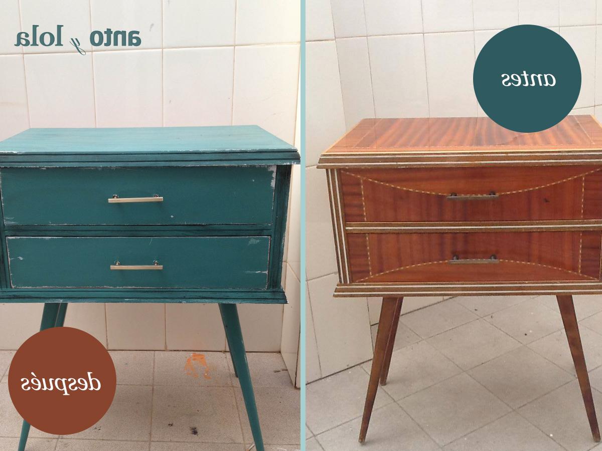 Reciclar Muebles Viejos Ffdn Reciclar Muebles Viejos TÃ Cnicas Para Darle Un toque Actual