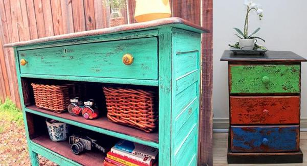 Reciclar Muebles Viejos Ftd8 Ideas Para Reciclar Muebles Antiguos