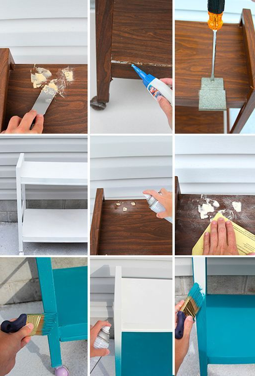 Reciclar Muebles Viejos Irdz Ideas Para Restaurar Muebles Viejos Que No Necesitan Mucho Esfuerzo