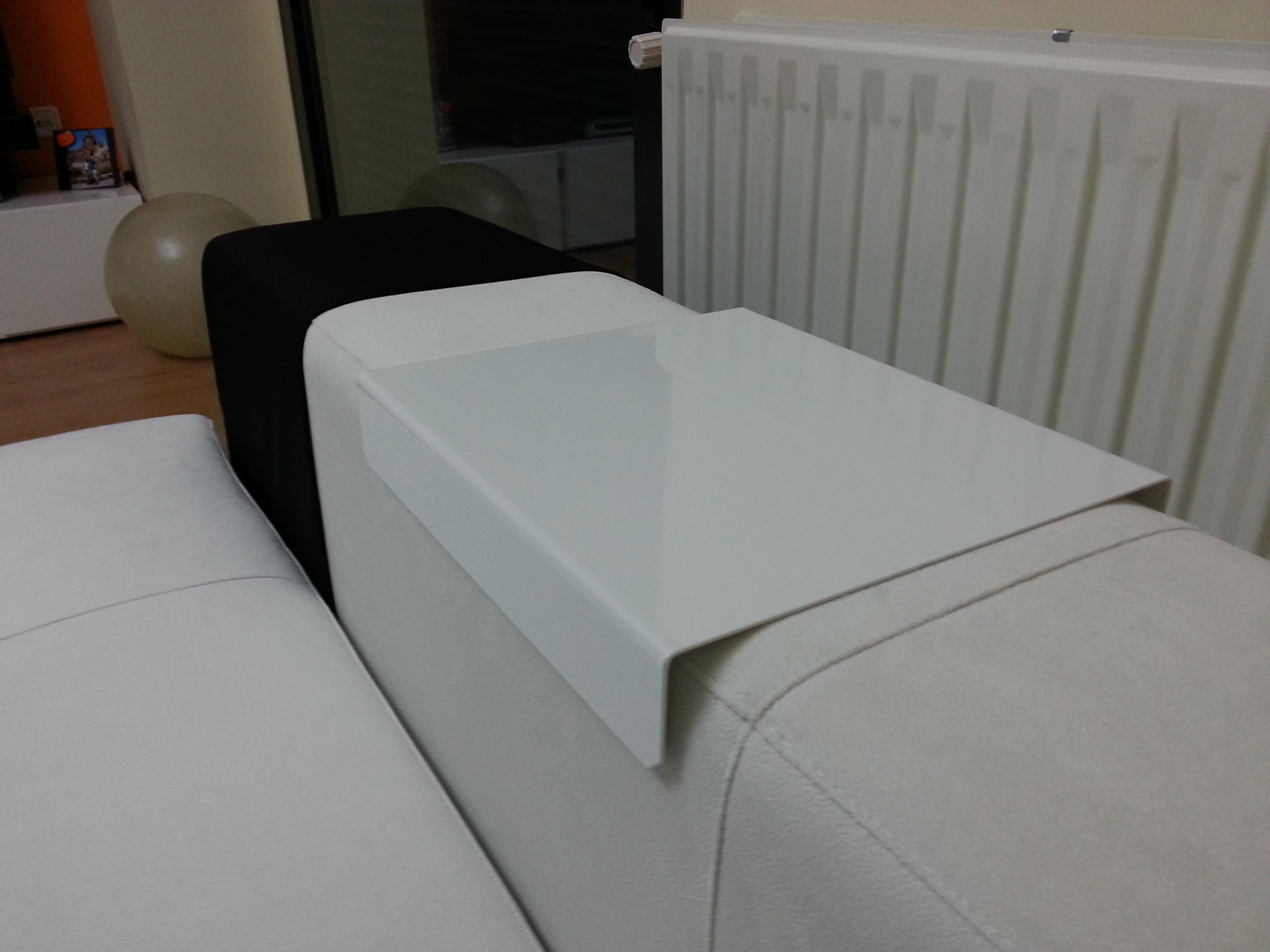 Reposabrazos sofa Mndw Bandeja Para El sofà Rcdiseà O