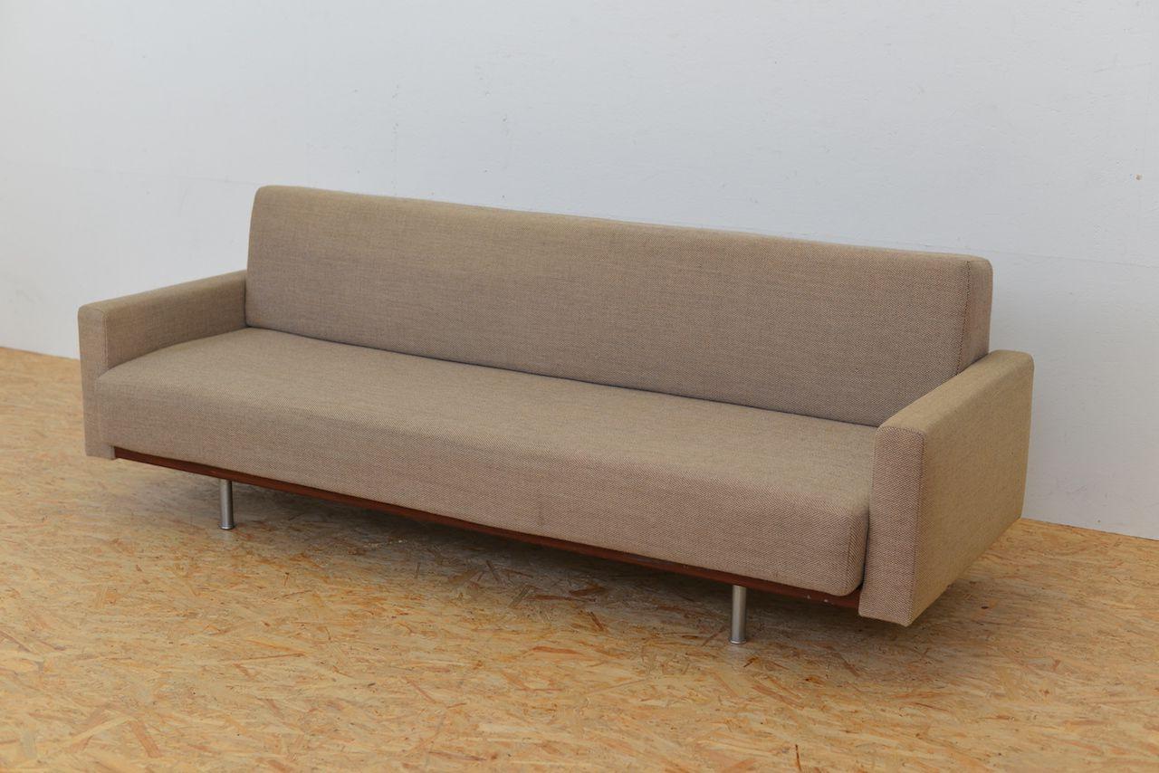 Reposabrazos sofa Zwd9 sofà De Tela Con Reposabrazos Aà Os 60 En Venta En Pamono
