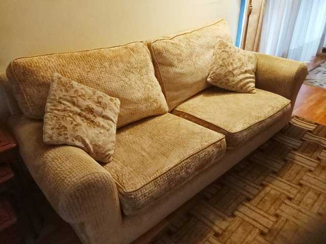 Reposapies sofa Irdz Mil Anuncios Vendo sofa Sillon Y Reposapies