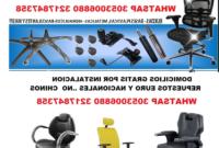 Repuestos Sillas De Oficina Budm Reparacià N De Sillas Oficina Mantenimiento Giratoria
