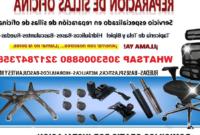 Repuestos Sillas De Oficina J7do Reparacià N De Sillas Oficina Mantenimiento Giratoria