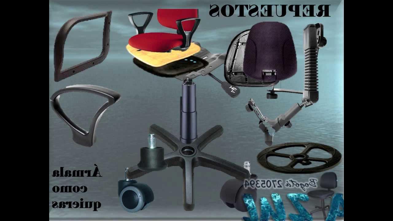 Repuestos Sillas De Oficina Y7du Sillas De Oficina Giratorias Fabrica Repuestos Tapizados Reparacià N Bta