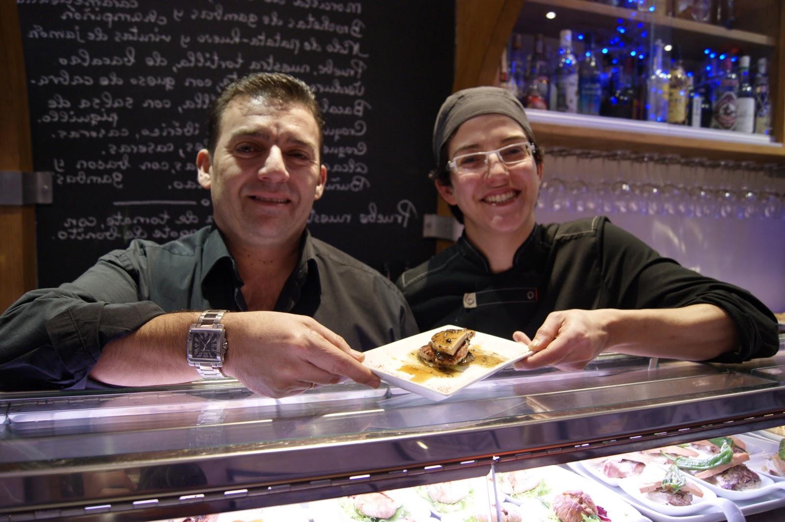 Restaurante La Cabaña Murcia 87dx La Sidrerà A Navarra Premio A La Mejor Tapa En La Iii Edicià N De De