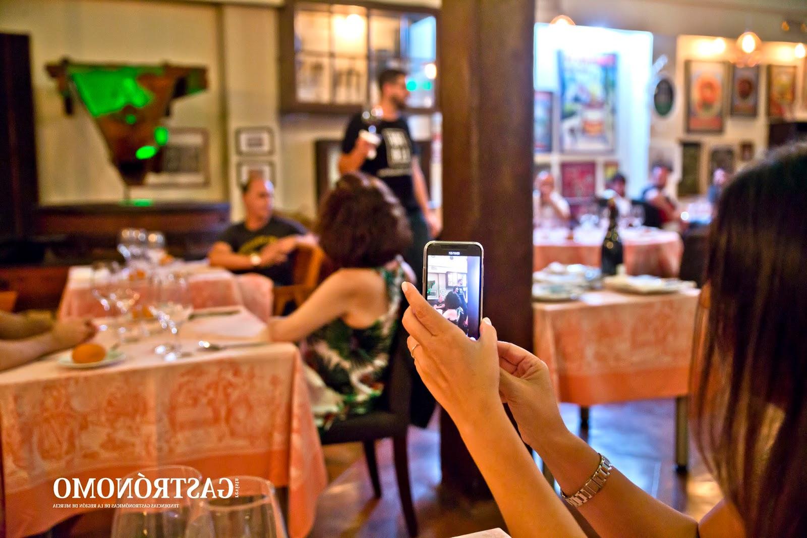 Restaurante La Cabaña Murcia Zwd9 Cena Maridaje Fin De Temporada Con Joan Belda En La Taúlla De Julio