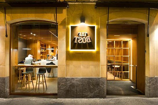 Restaurante Mesa Vitoria Drdp Gastionomia Restaurante the Bost Vitoria Gasteiz Quizà S Mejor El