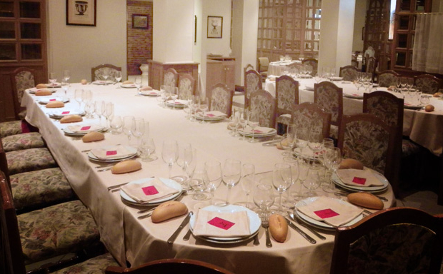 Restaurante Mesa Vitoria Thdr Restaurante Conde De Alava Vitoria Restaurantes Vitoria