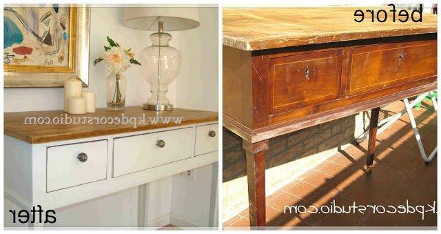 Restaurar Mueble Antiguo A Moderno 4pde Restaurar Muebles Antiguos 9 Ideas Para Reciclar Muebles
