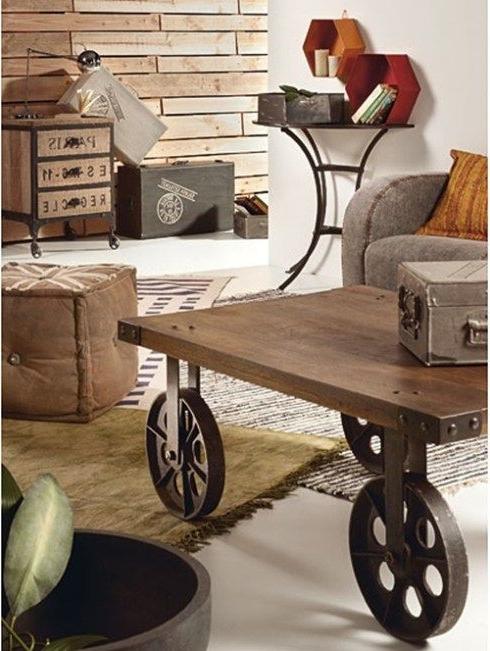 Ruedas Decorativas Para Muebles Y7du Mesas Vintage Con Ruedas De Carro 7 Muebles Pinterest Table