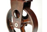 Ruedas Industriales Para Muebles U3dh Ruedas Fijas Y Giratorias Estilo Vintage Ref
