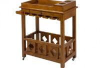 Ruedas Para Muebles Vintage Irdz Muebles Auxiliares Con Ruedas Para Decorar El Hogar