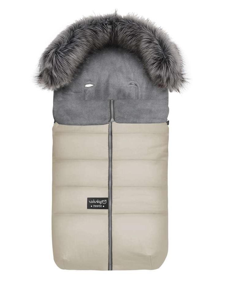 Saco Silla Invierno Txdf Saco Silla De Invierno Basic Con Velour Cuello Polar