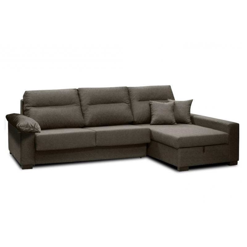 Shiade sofas Jxdu sofa Cama Junco Con Chaiselonge Y Arcon 3 Plazas Con Sistema Italiano