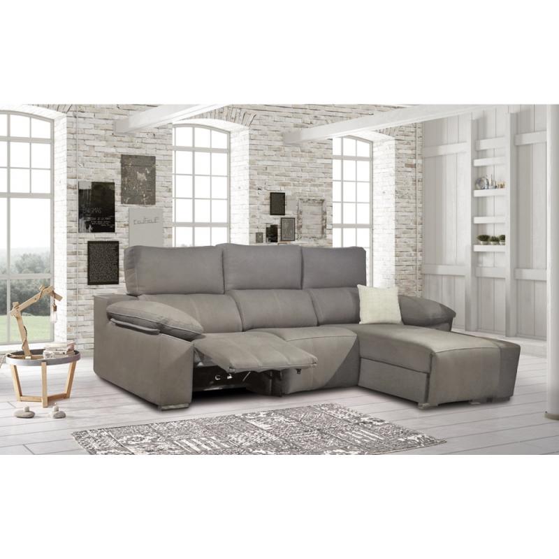Shiade sofas Q0d4 sofà Paris De 3 Plazas 2 90 M 2 Relax Elà Ctricos Chaiselongue Con