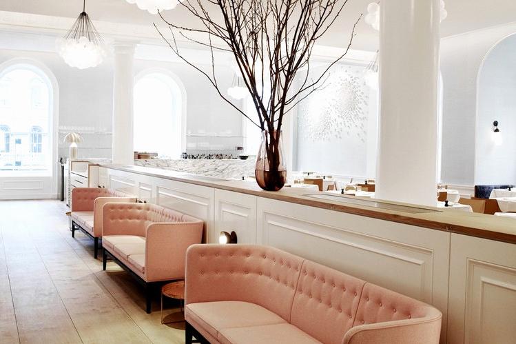 Shiade sofas Rldj Shiade sofas Hermosa Three Pink sofas to Cure the Winter Blues Wsj