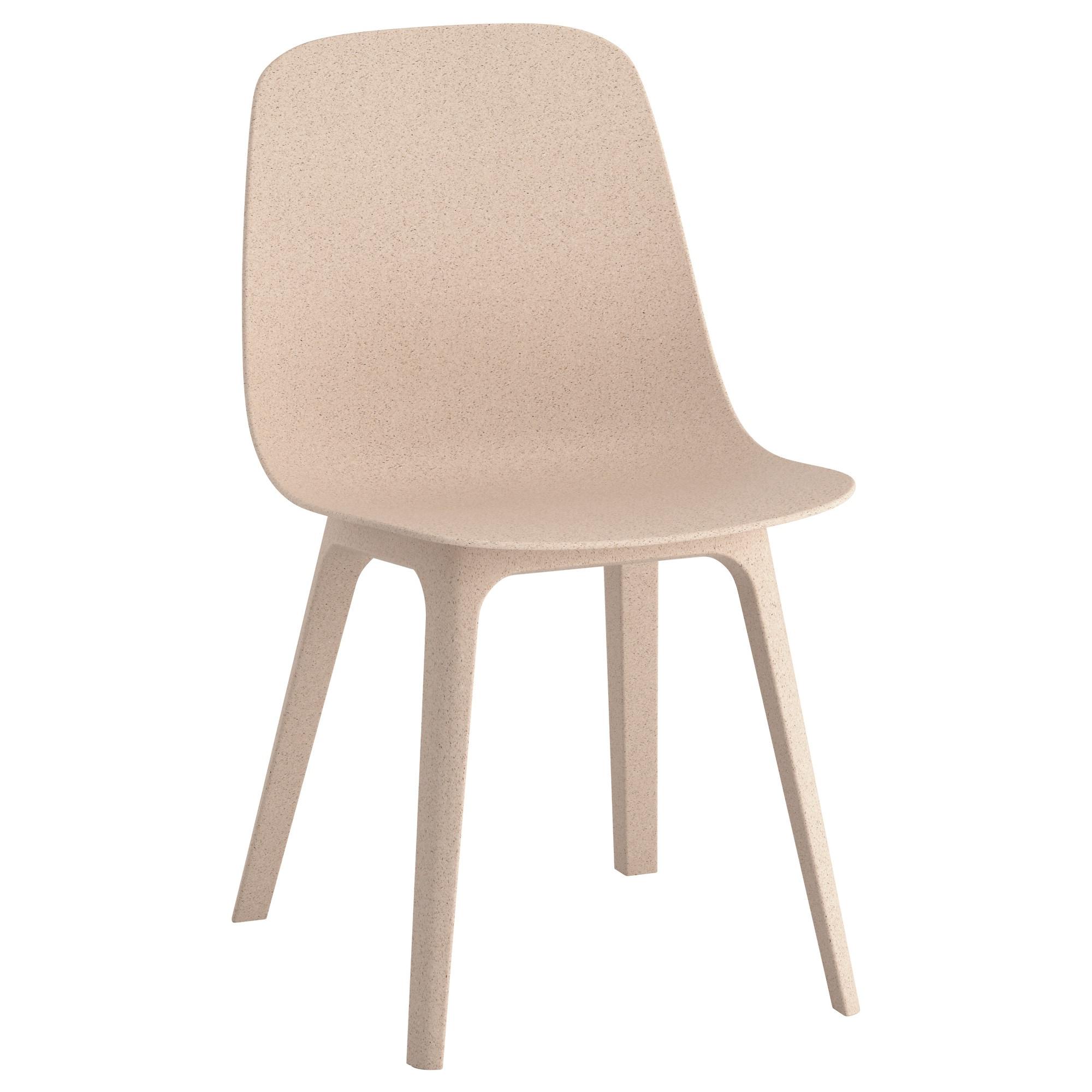 Silla Cocina Ikea 4pde Odger Silla Blanco Beige Ikea